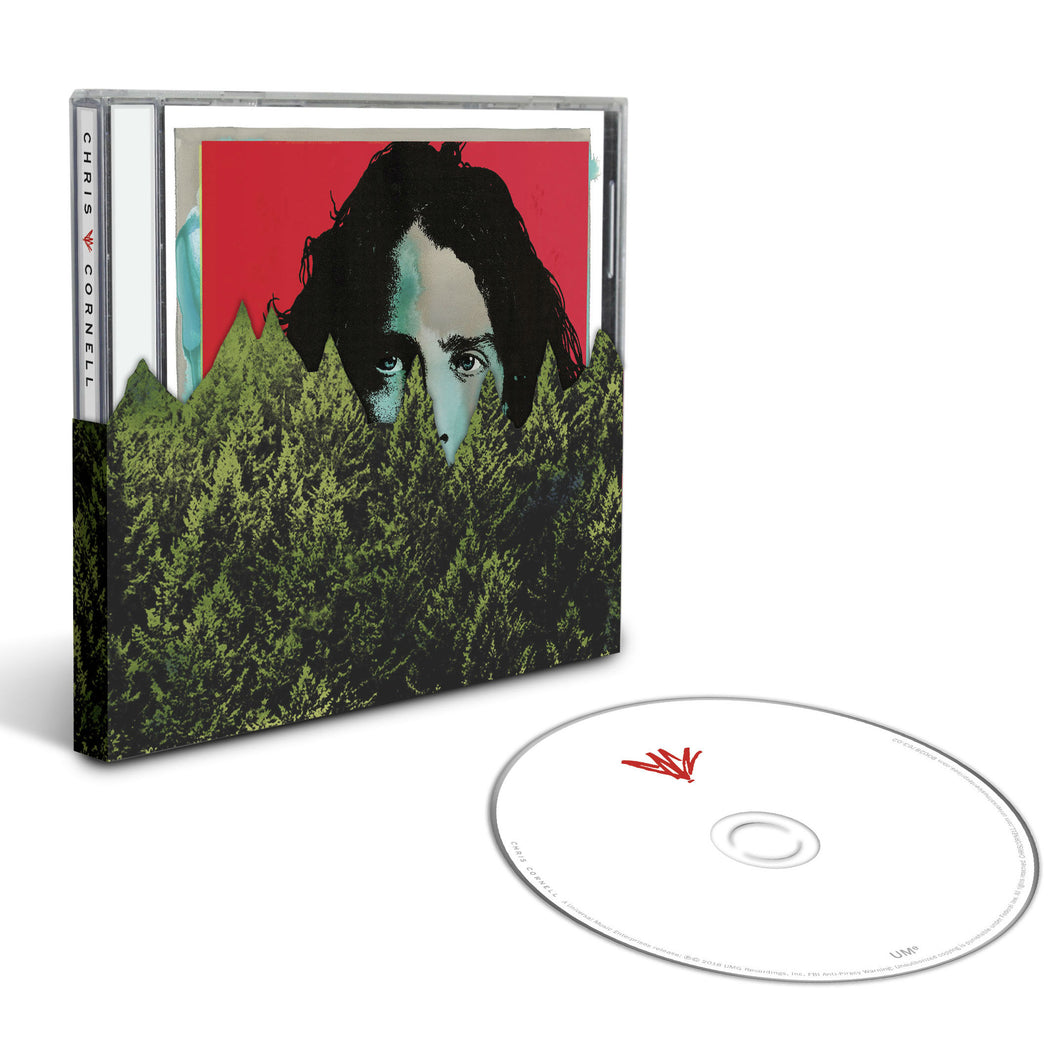 Chris Cornell CD-Chris Cornell