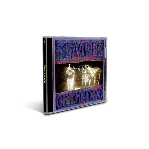 Temple Of The Dog 25th Anniversary CD - Chris Cornell