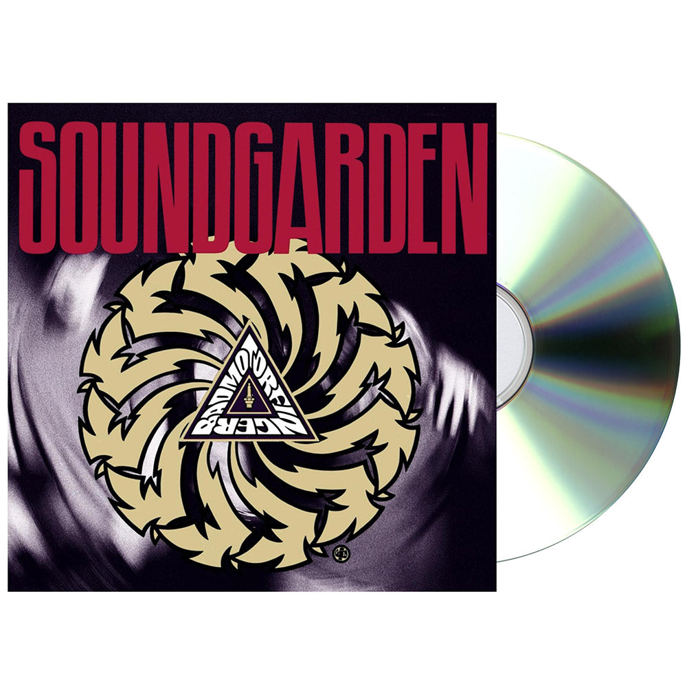 Badmotorfinger 25th Anniversary CD - Chris Cornell