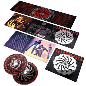 Badmotorfinger 25th Anniversary 2CD Deluxe-Chris Cornell