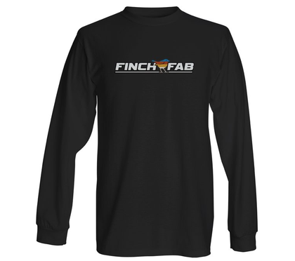 Finch Fab Long Sleeve - Black