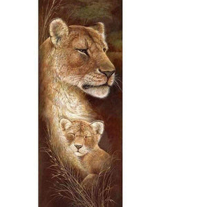 Full Drill 5D Diamond Painting (DIY) Multi Panel Design- Motherly Love Diamond Art Painter