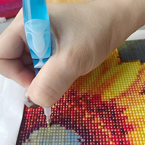 Image of Premium Hand Made Diamond Painting Pen