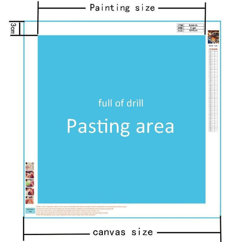 Image of DIY 5D Diamond Painting Kit - Patriotic Best Friend