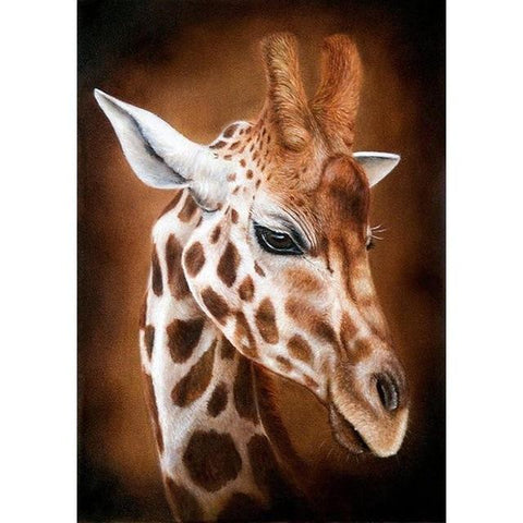 Image of DIY 5D Diamond Painting Kit - Giraffe
