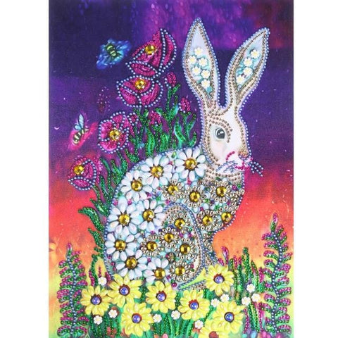 DIY 5D Diamond Painting Kit -Easter Spring Designs