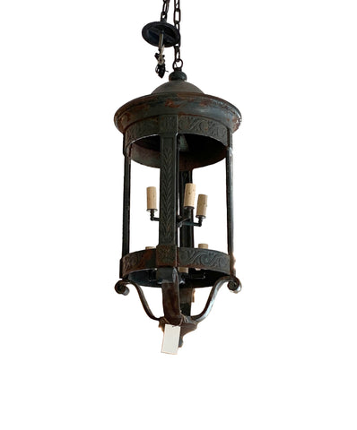 Antique European Street Light Lantern
