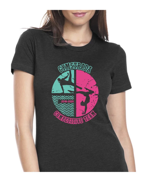 Xcel Girls (Ladies Fit) T-Shirt