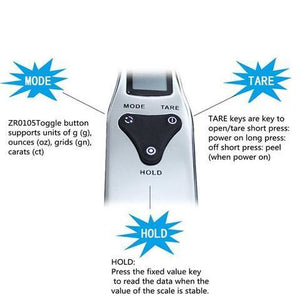 Digital Scale Measuring Spoon