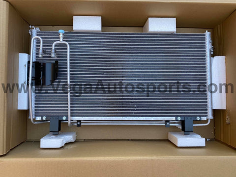 Condenser assembly to suit Nissan Skyline R33 GTR Series 2/3 - Vega Autosports