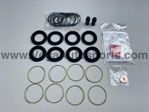 Front Brake Caliper Overhaul Kit to suit Toyota Supra JZA80 MK4 - Vega Autosports
