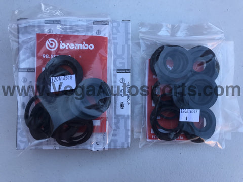Genuine Brembo Caliper Seal Kits to suit Nissan R35 GTR - Vega Autosports