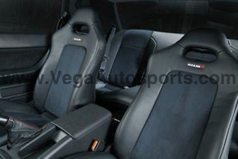 Genuine Nismo Seat Cover Set (Front & Rear) - Nissan R32 GTR Skyline - Vega Autosports