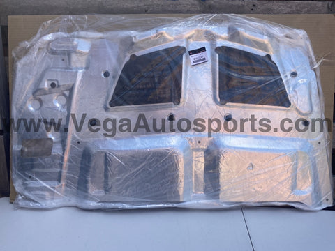 Hood Insulation Pad Liner To Suit Mitsubishi Lancer Evo 5 6 6.5 Tme Cp9A Exterior