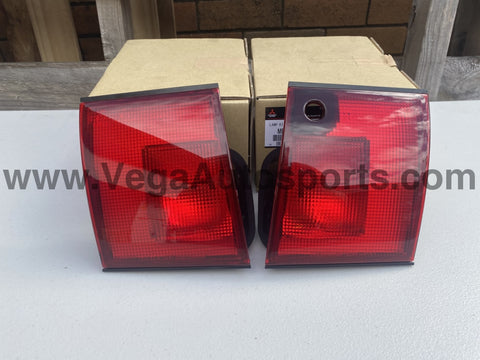Rear Fog Lamp Kit (Rhs & Lhs) To Suit Mitsubishi Lancer Evolution 3 Ce9A Electrical