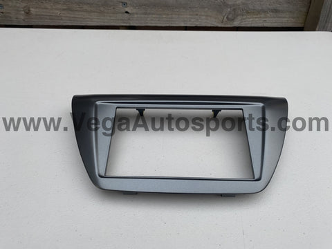 Upper Centre Dash Instrument Double DIN Panel to suit Mitsubishi Evo 7 / 8 / 9 CT9A - Vega Autosports
