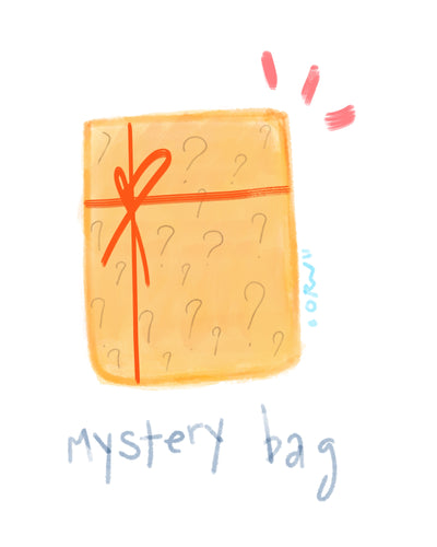 MYSTERY BAG - Limited Edition of 12