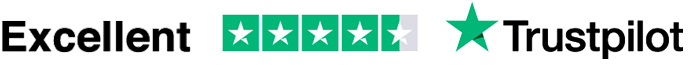 Badfish is rated Excellent on Trustpilot