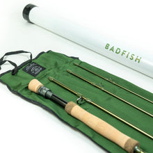 Load image into Gallery viewer, Badfish X Wade Rod Co. Limited Edition Bendero 9WT