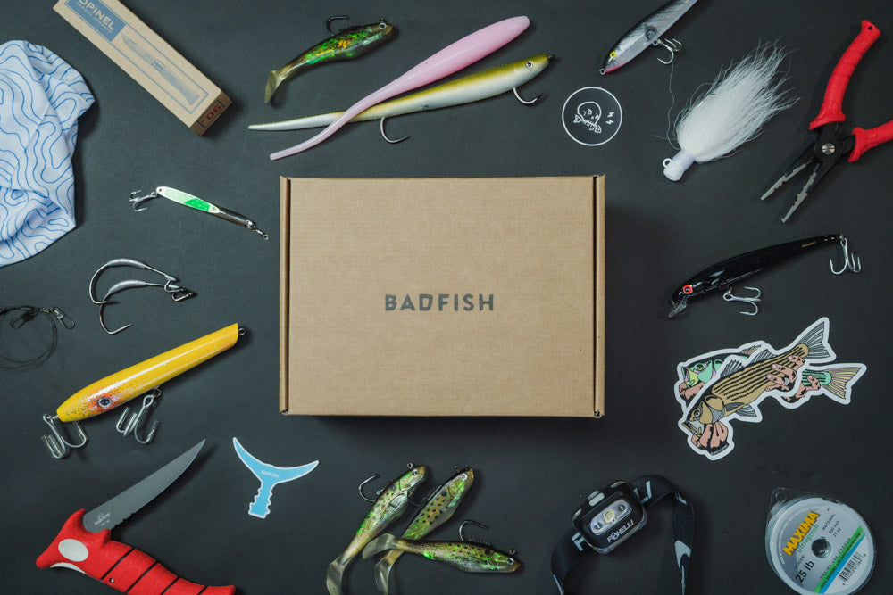 Badfish Box - Northeast Inshore
