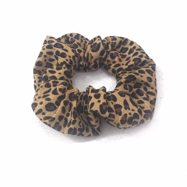 Leopard - Brown Black