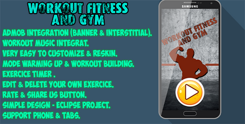 Workout fitness & GYM