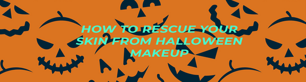 How To Rescue Your Skin From Halloween Makeup