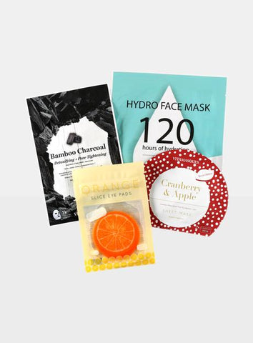 Detox Face Mask Bundle UK