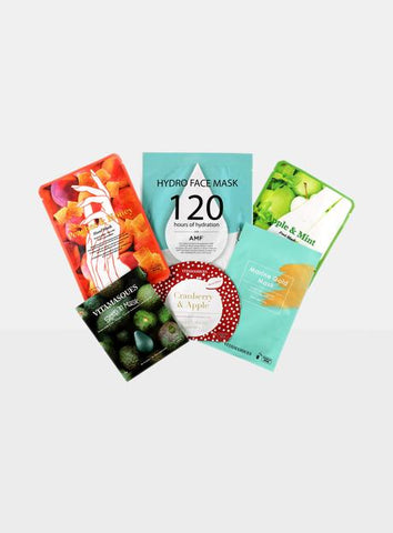ANTI-AGEING BUNDLE VITAMASQUES UK FACE MASKS