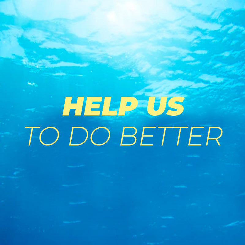 Help us do better, let us know your thoughts on what we can improve in sustainable skincare uk