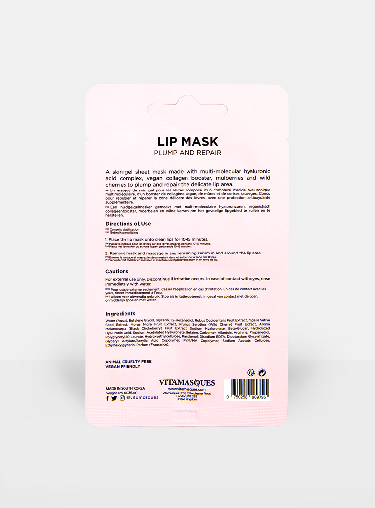 Vitamasques Lip Mask