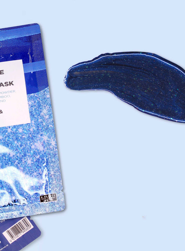 Duo Cosmic Glitter Peel Off Pack