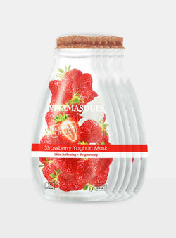 Strawberry Yoghurt Mask | Vitamasques