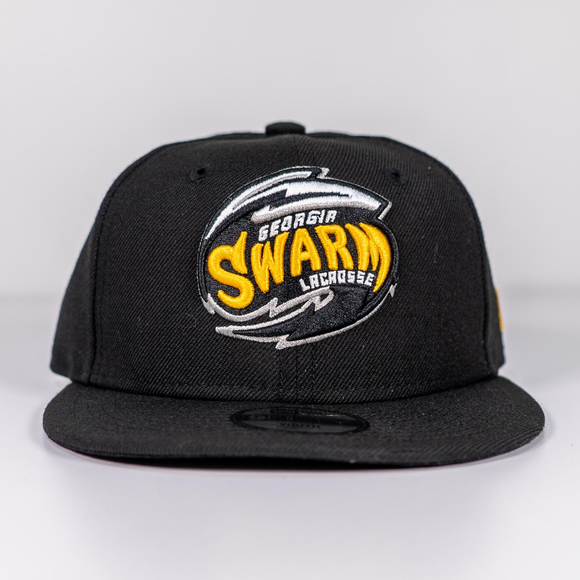 Youth Black Swarm SnapBack New Era 9Fifty