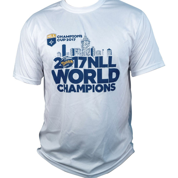 2017 NLL World Champs Tee