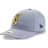 "Gray ""S"" New Era 59Fifty Fitted Cap"