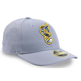 New Era 59Fifty Gray Fitted Cap
