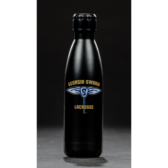 17 oz. Stainless Steel Bottle (Matte Black)