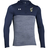 UA Men's Tech 1/4 Zip with Hood