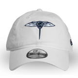 White Stinger New Era 9Twenty Adjustable Cap Unisex