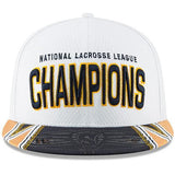 White New Era 59Fifty Champions Snapback Cap