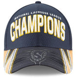 Navy New Era 9Forty Champions Cap