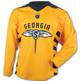 Toddler Replica Georgia Swarm Yellow Jersey
