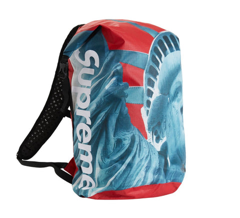 Supreme The North Face Statue of Liberty Waterproof Backpack