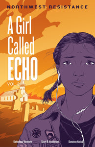 Katherena Vermette author A Girl Called Echo: Northwest Resistance