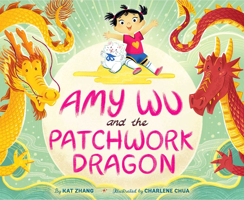 Kat Zhang author Amy Wu and the Patchwork Dragon