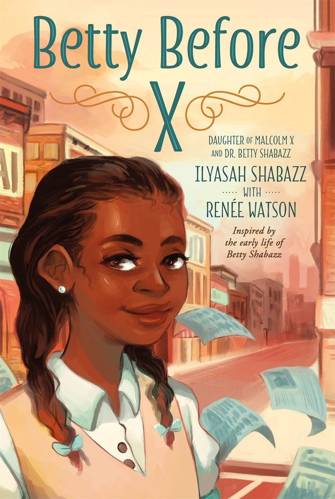 Ilyasah Shabazz author Betty Before X