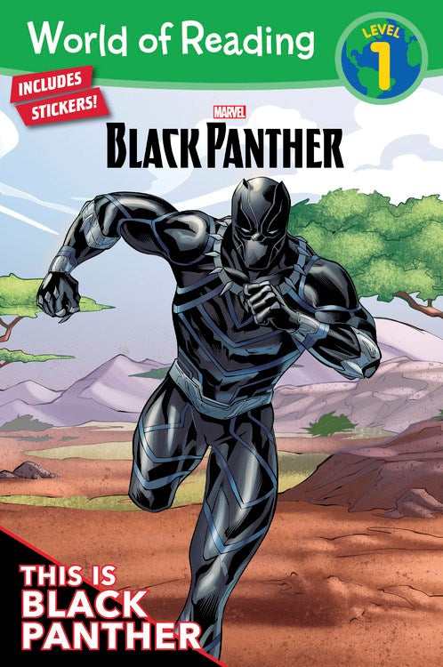 World of Reading: This Is Black Panther