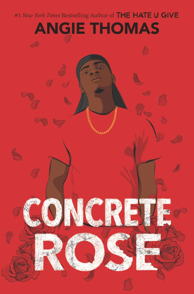 Angie Thomas author Concrete Rose