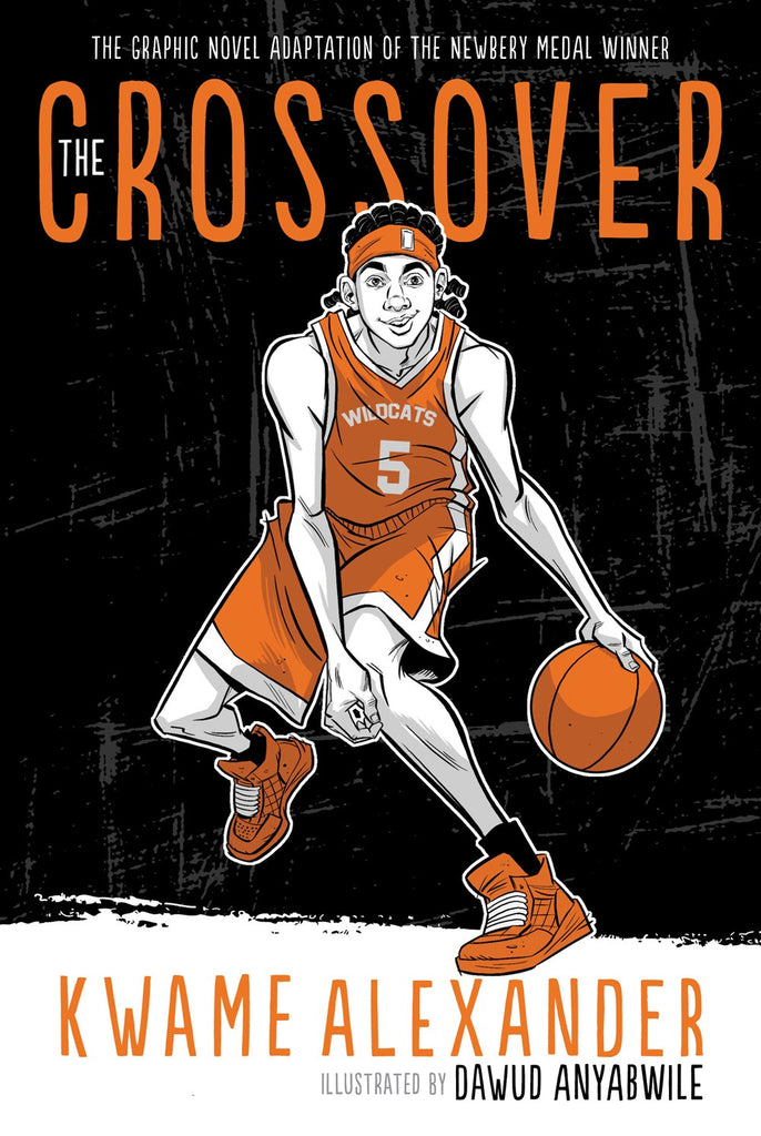 Kwame Alexander author The Crossover Graphic Novel